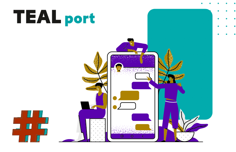 Teal Port